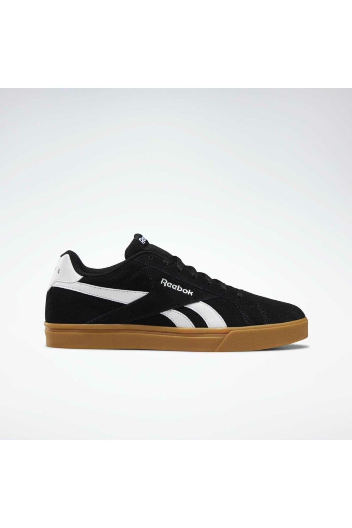 Reebok Dv8343 Kadın Siyah Günlük Spor Ayakkabı 1