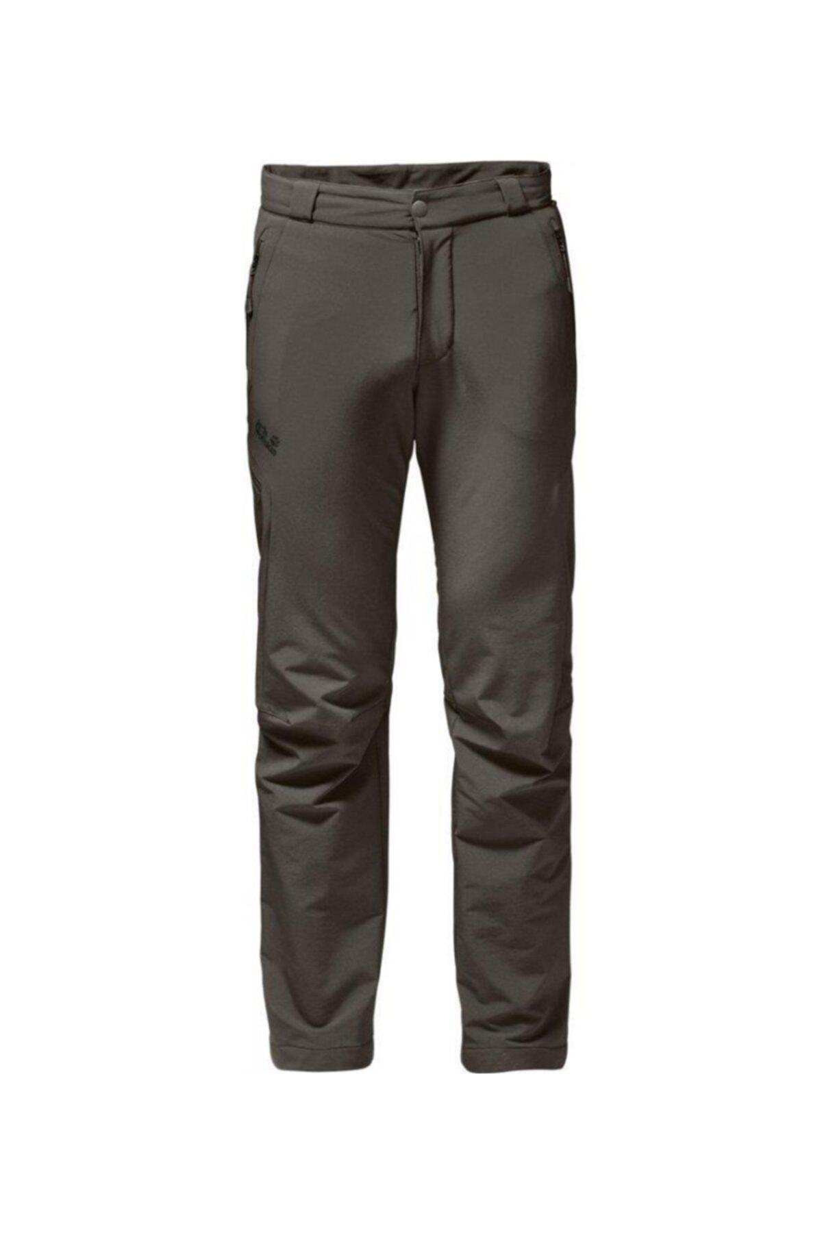 Jack Wolfskin Activate Thermic Pants Erkek Pantolon - 1503601-7010 1