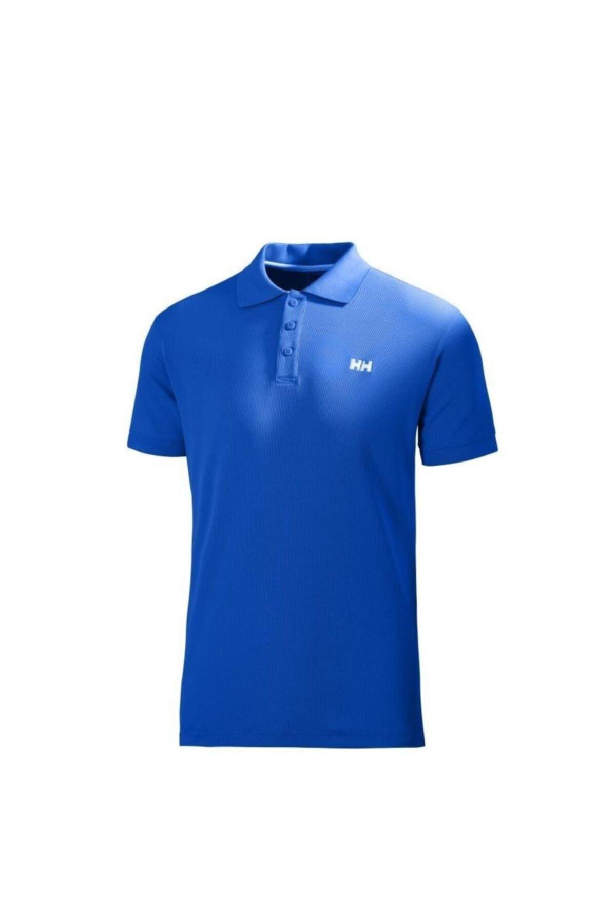 Helly Hansen Driftline Erkek Polo T-shirt Olympian Blue 1