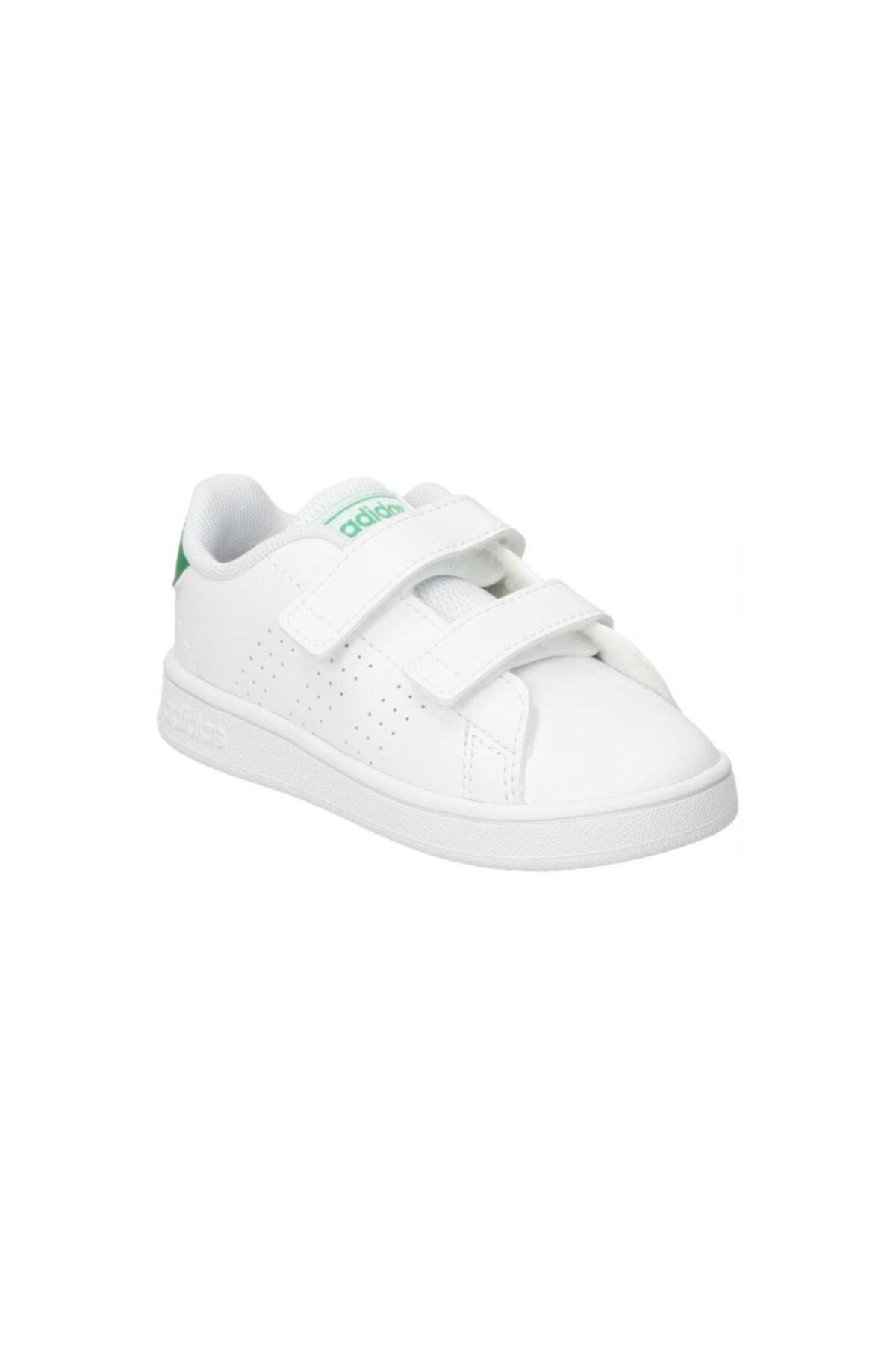 adidas ADVANTAGE I Beyaz Erkek Çocuk Sneaker Ayakkabı 100481638 2