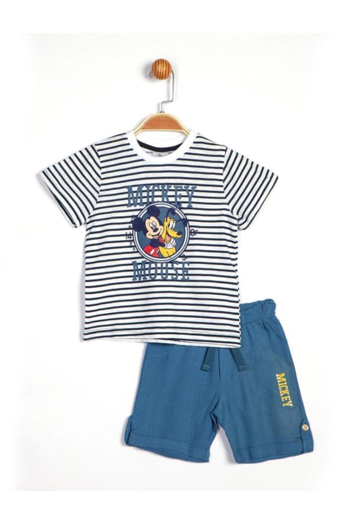 Mickey Mouse Disney Çocuk 2'li Takım 13899 1