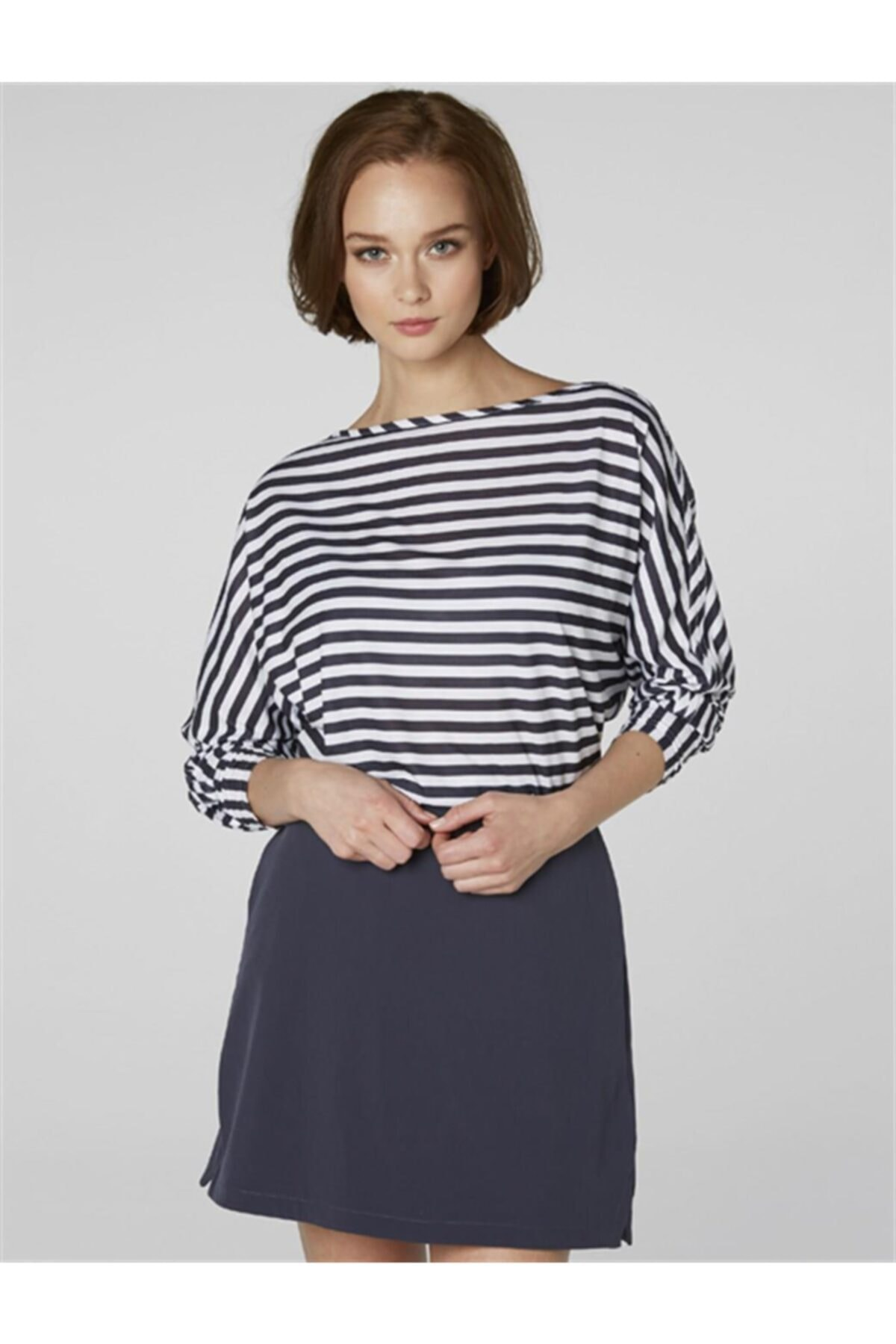 Helly Hansen Thalia Kadın Ls-shirt Beyaz 1
