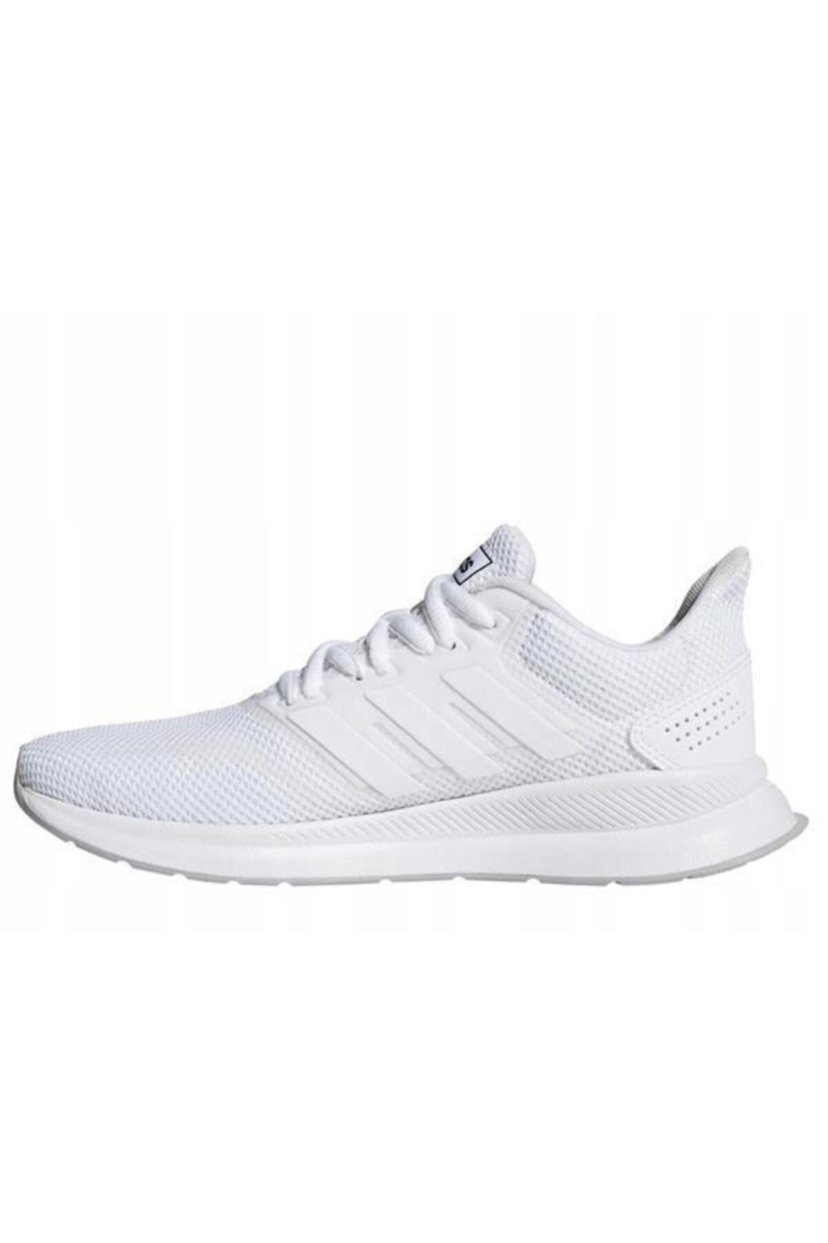 adidas Runfalcon Beyaz Koşu Ayakkabısı F36548 2