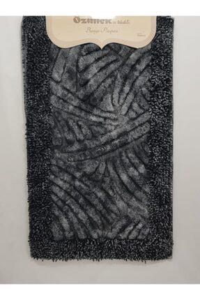 Özdilek Shiny Eskitme Klozet Takımı Makarnalı Siyah