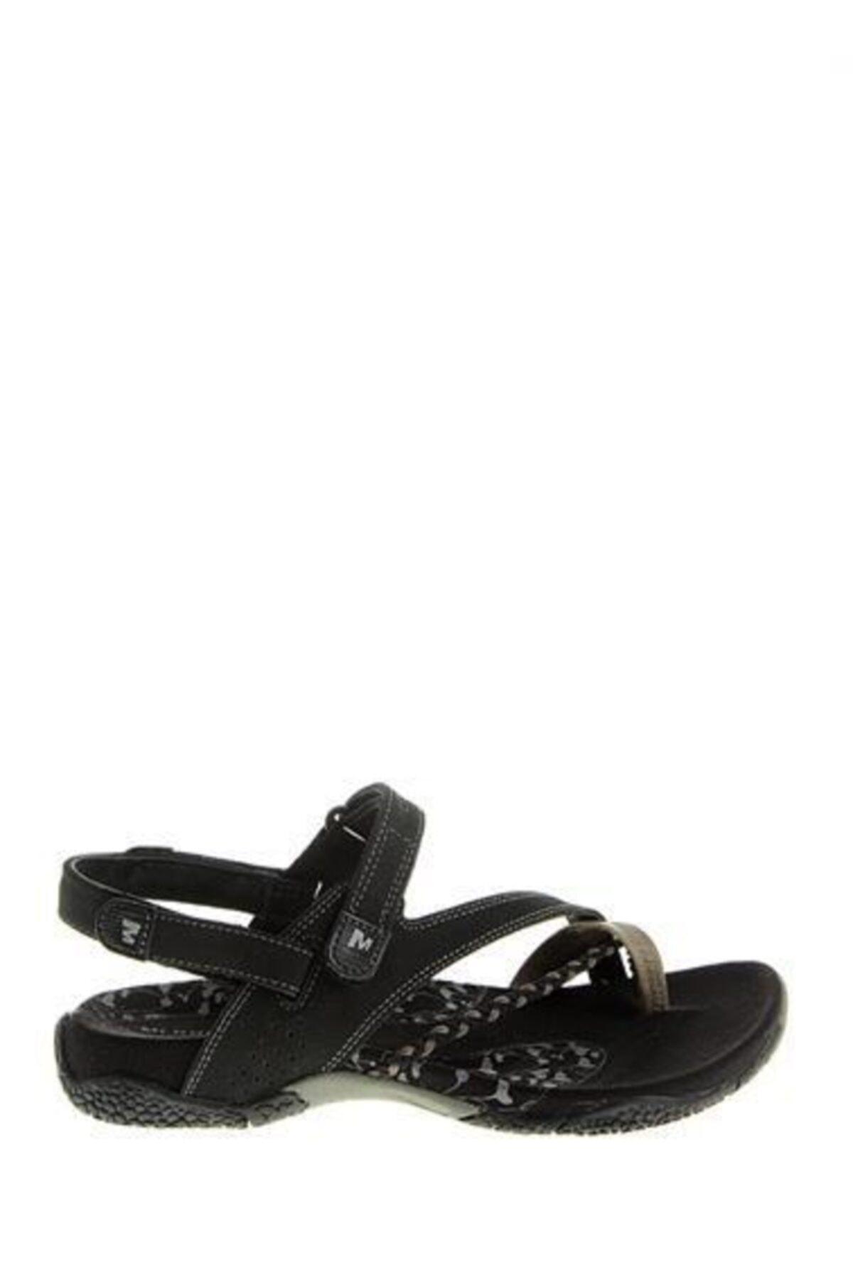 Merrell J36420 Siena Black Kadın Sandalet 2