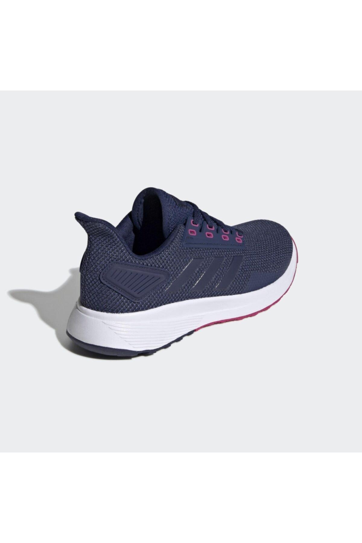 adidas F34761 Duramo 9 Lacivert Kadın Spor Ayakkabı 2