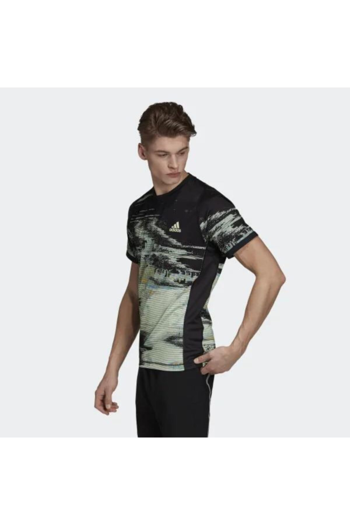 adidas Dx4322 Erkek New York Tişört 2