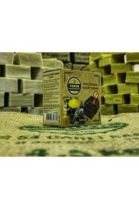 TEKÜN SABUN 120gr Ardıç Katranlı + Kükürtlü Organik Sabun