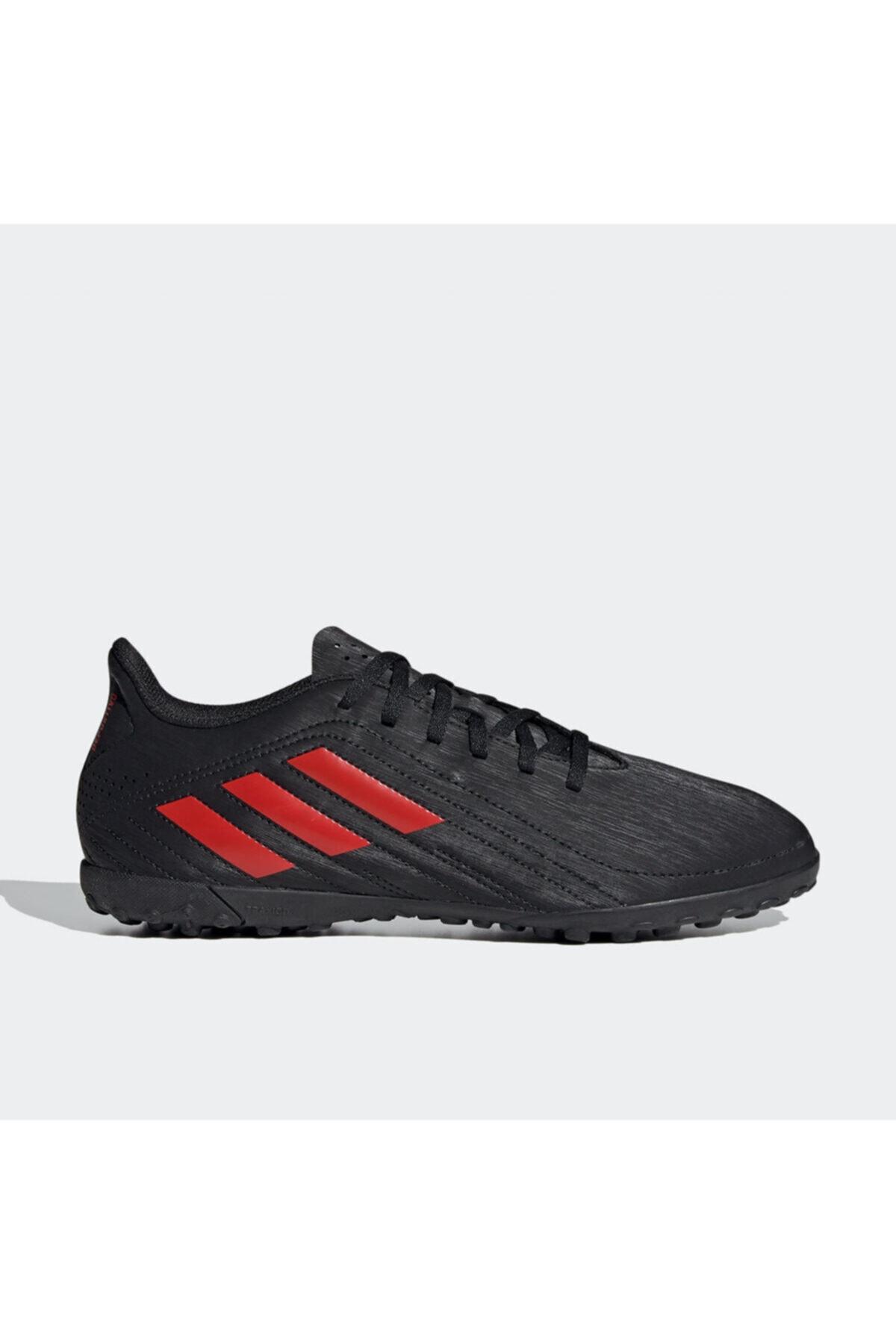 adidas DEPORTIVO TF Siyah Erkek Halı Saha Ayakkabısı 100663972 2