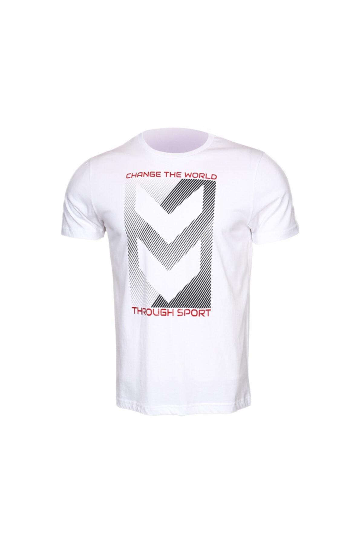 HUMMEL Massım Kısa Kollu Tişört 2
