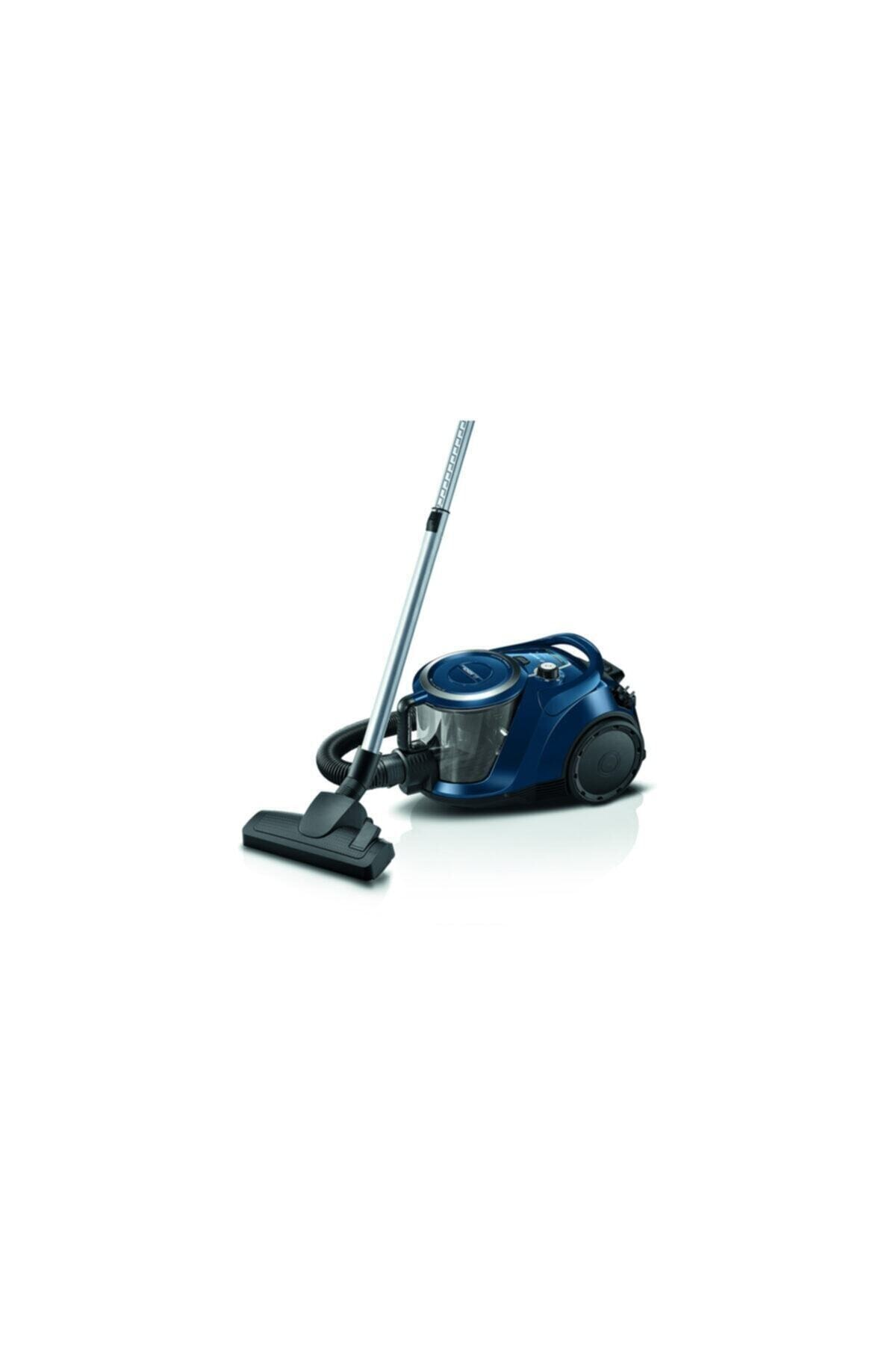 Bosch Bgs41x300 Toz Torbasız Elektrikli Süpürge Mavi 1