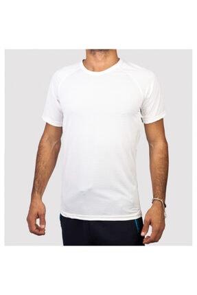 Exuma 171207 Erkek Beyaz T-shırt