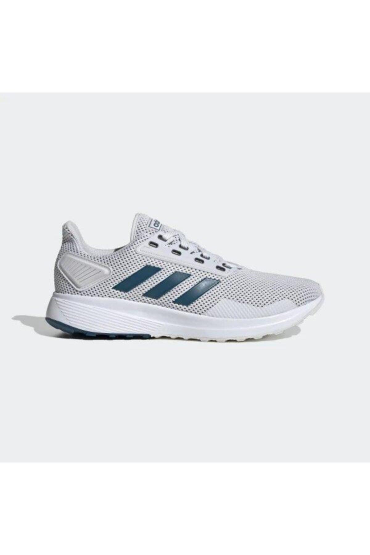 adidas DURAMO 9 Gri Erkek Koşu Ayakkabısı 100533689 2