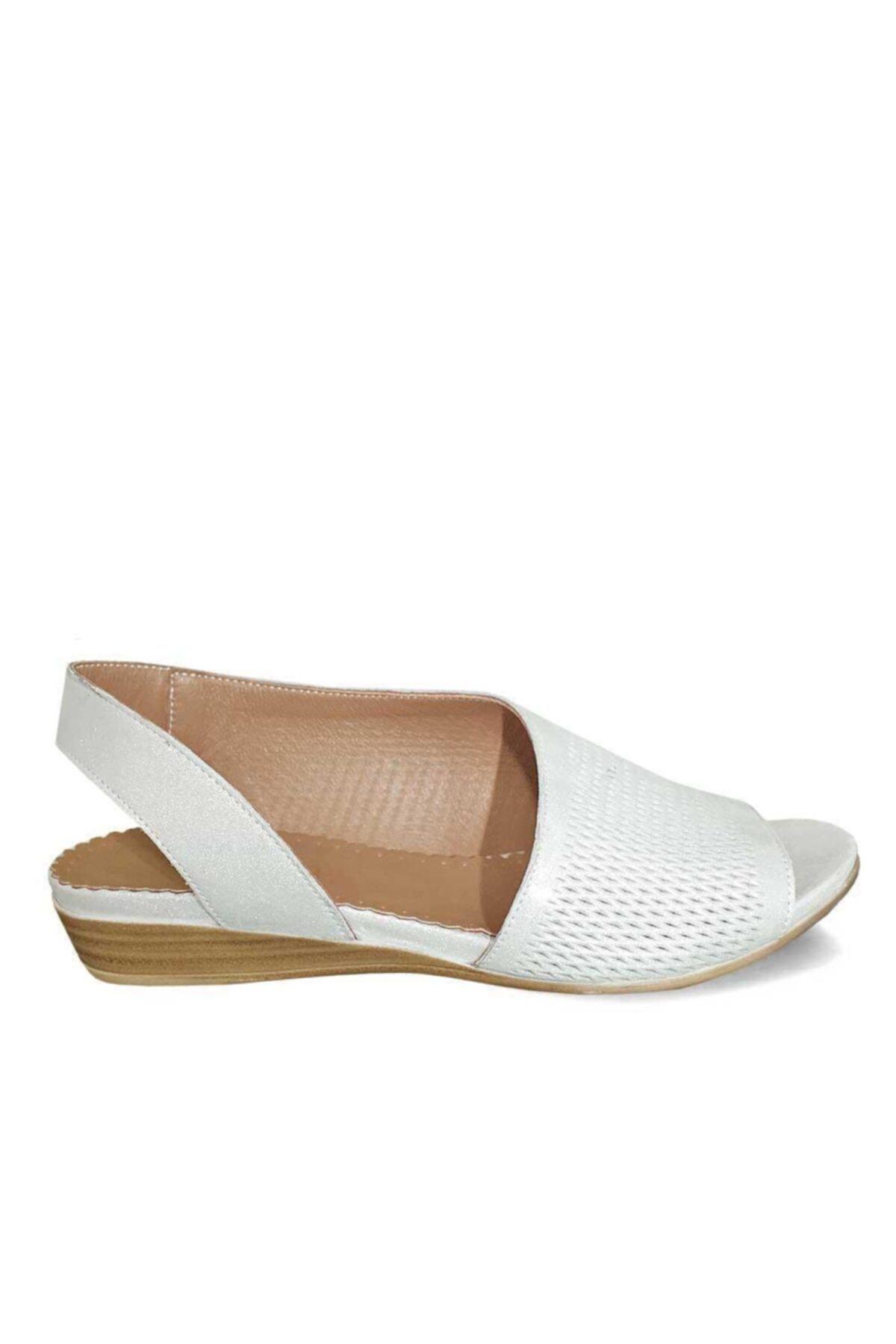Stella 20217 Kadın Deri Sandalet 2