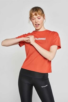 HUMMEL Cındy Kısa Kollu Tişört