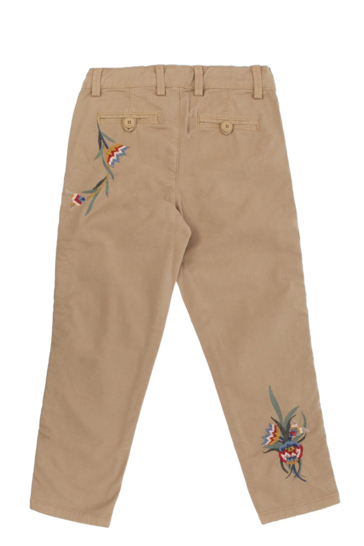 PİNKO Bej Pantolon 2