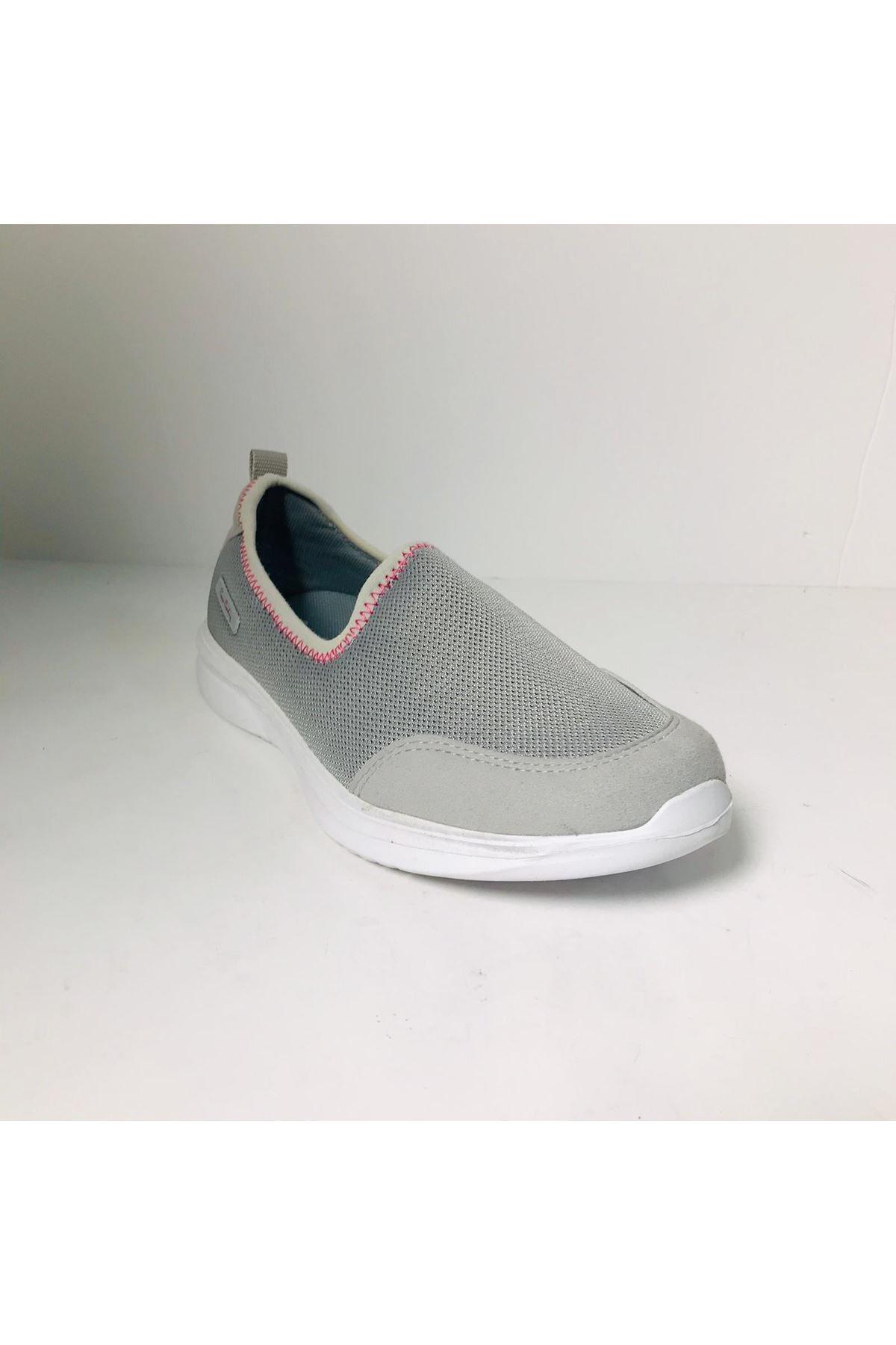 Pierre Cardin Pıerre Cardin Kadın Ayakkabı Pc-10183 Gri 1