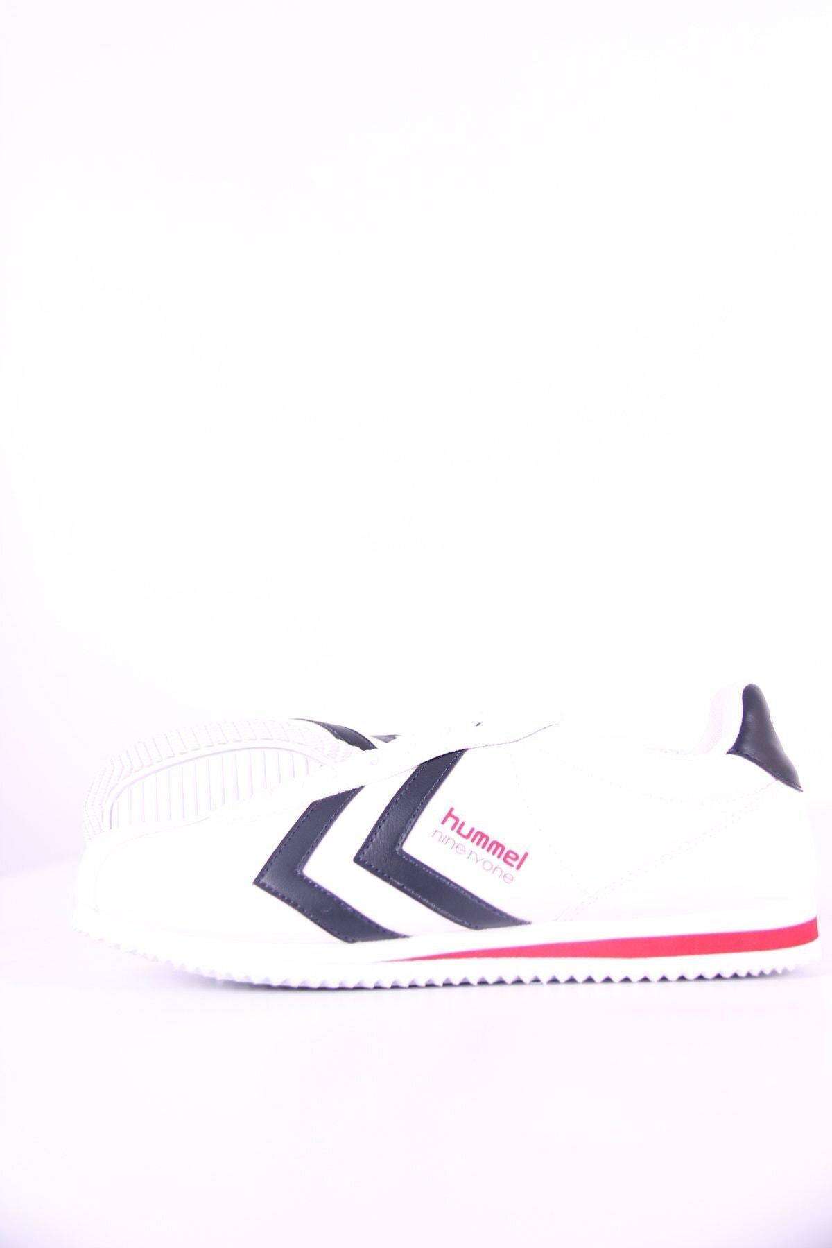 HUMMEL Unisex Beyaz Ninetyone Spor Ayakkabı 206307-9001 1