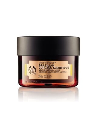 THE BODY SHOP Spa Of The World™ Brazilian Cupuaçu Vücut Peelingi 440 g