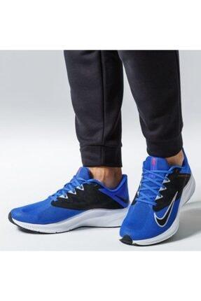 Nike Quest 3 Erkek Mavi Koşu Ayakkabısı Cd0230-400