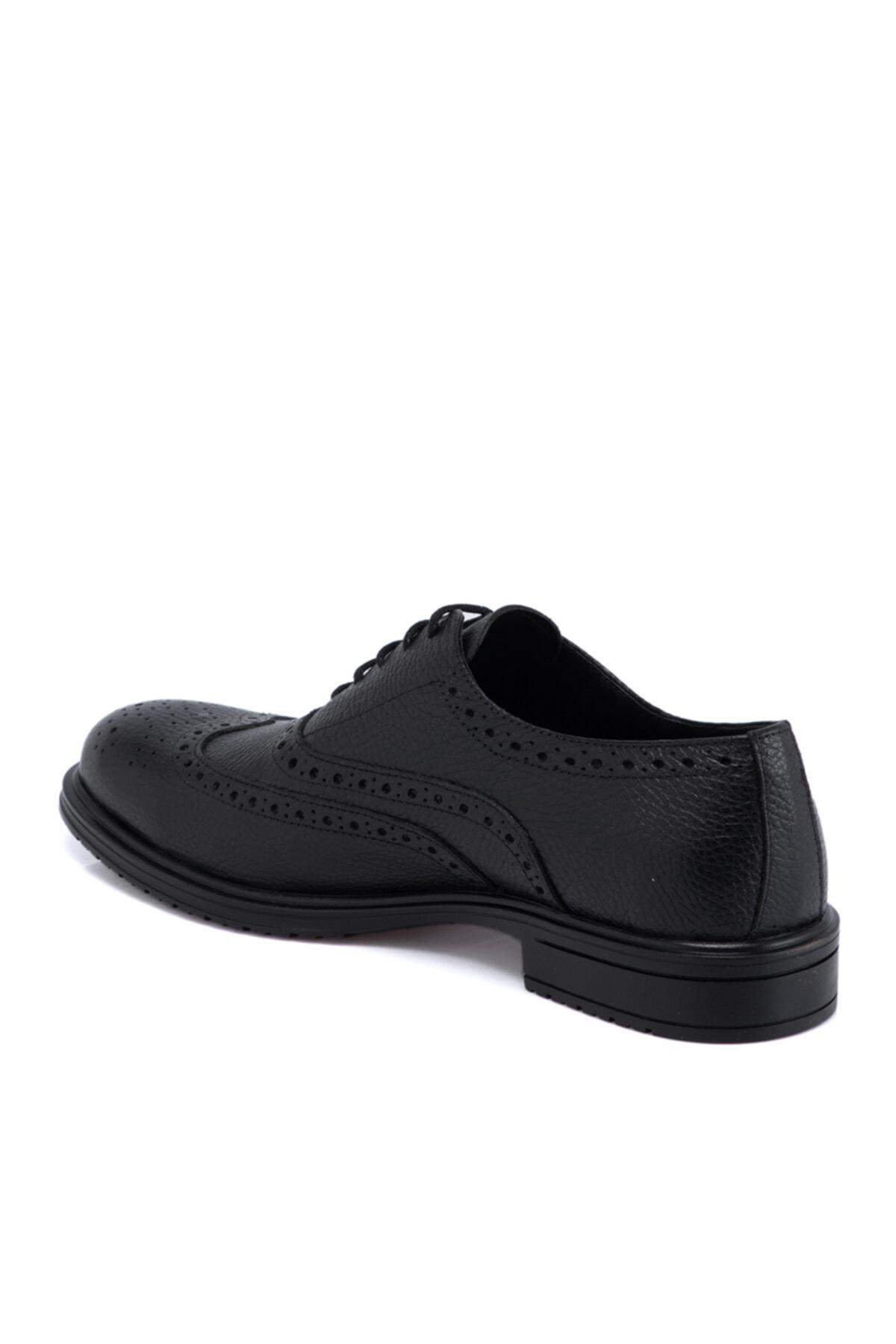 Tergan Siyah Deri Erkek Ayakkabı 55059a41 2