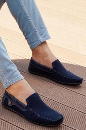 MUGGO Men M3474 Tam Ortopedik Günlük Rok Erkek Ayakkabı
