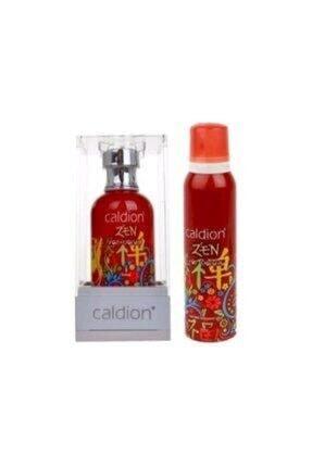 Caldion Zen For Women 50ml Edt 125 Ml Deo