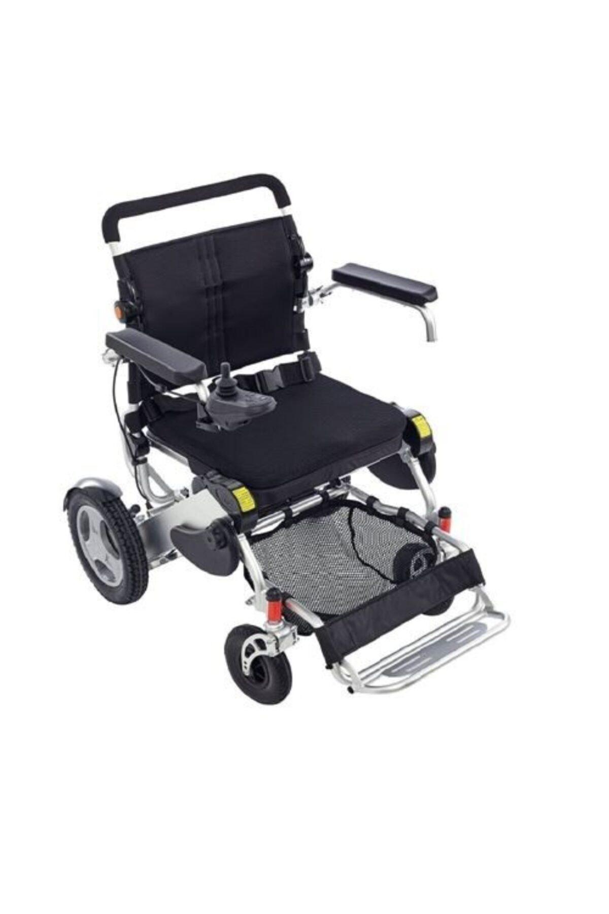 POYLİN Akülü Tekerlekli Sandalye  P209 Small Ultra Hafif Katlanır 2