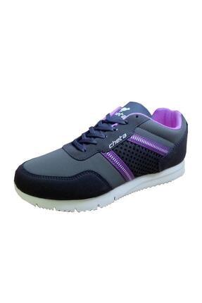Cheta C72043 Ortopedik Kadın Spor Ayakkabı