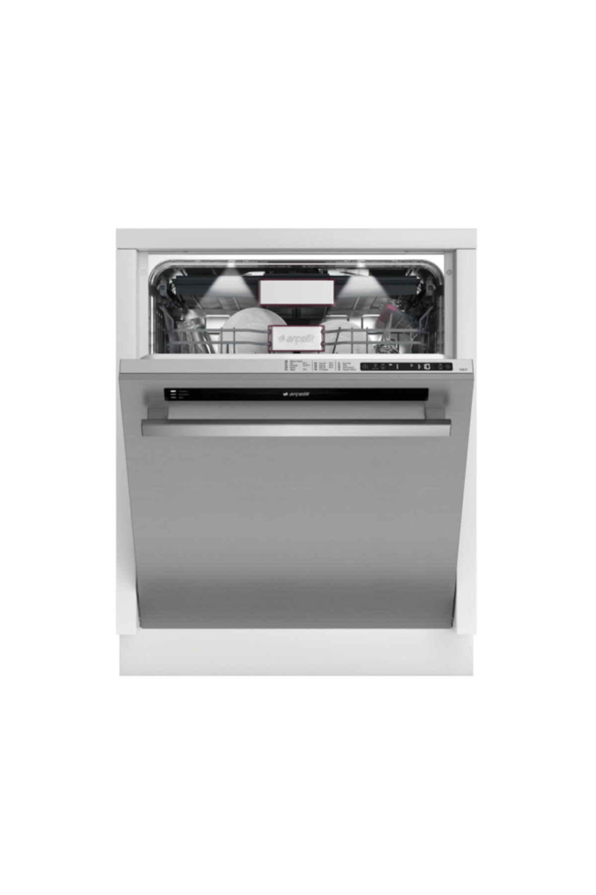 Arçelik 9485 Fı 8 Programlı Tezgah Altı Ankastre Bulaşık Makinesi Fiyatı,  Yorumları - TRENDYOL
