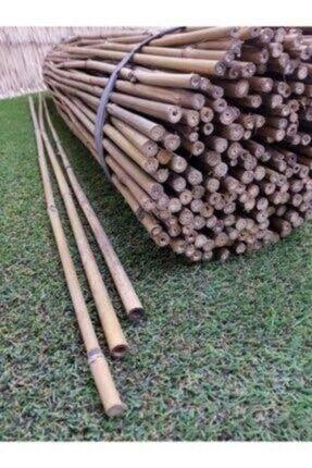 Ekodoğa Bambu Çubuk 10 Adet Bambu Çubuğu Bambu Çubukları Bitki Destek Çubuğu