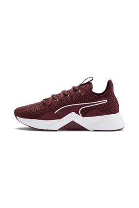 Puma INCITE FS WNS Bordo Kadın Koşu Ayakkabısı 100480313