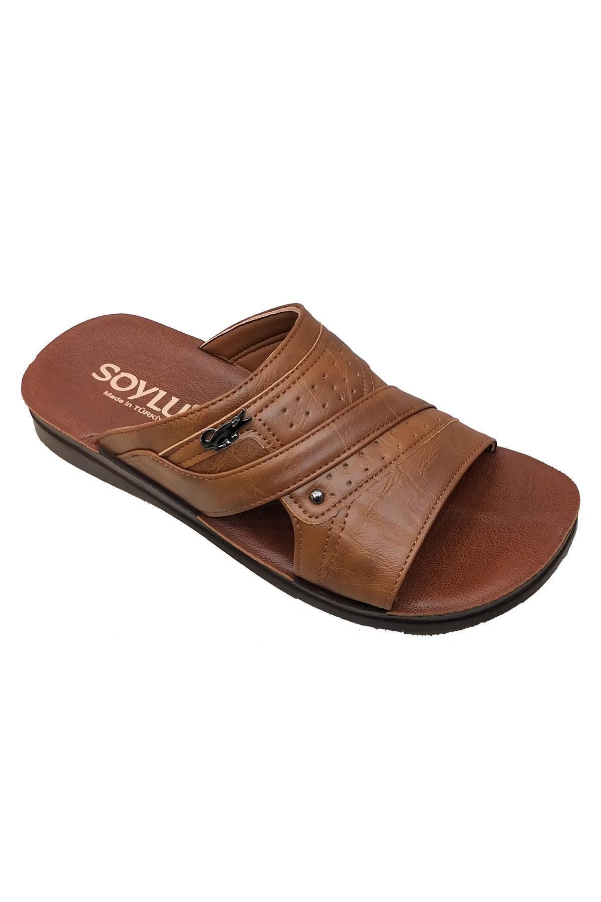 SOYLU 2522 Trend Fashion Erkek Terlik 1