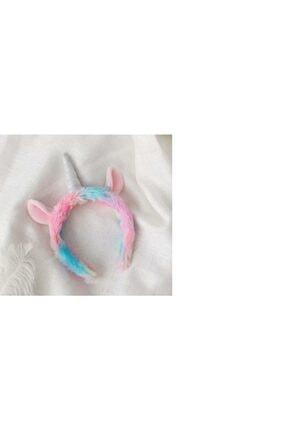 UNICORN Çocuk Unicorn Taç, Renkli Taç , Sevimli Taç ,4-9 Yaş