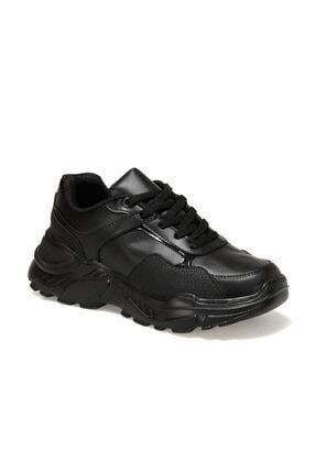 Torex VIOLA PU W Siyah Kadın Sneaker Ayakkabı 100578271