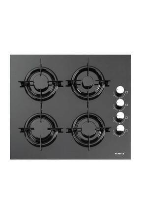KUMTEL - Ko-40 Tahdf Siyah Ankastre Cam Ocak