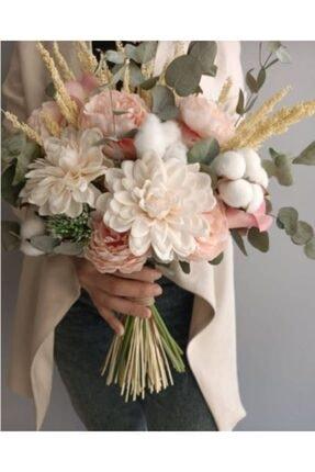 Ebruş Tasarım Gelin Eli Çiçeği , Gelin Buket