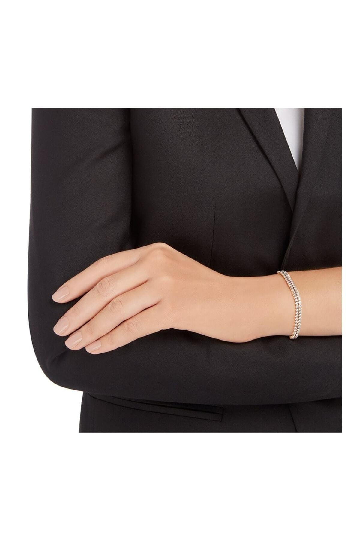 Swarovski Kadın Bilezik Subtle:bracelet Db Czwh/ros M 5224182 2