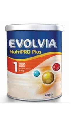 Evolvia Nutripro Plus 1 Bebek Sütü 400 gr