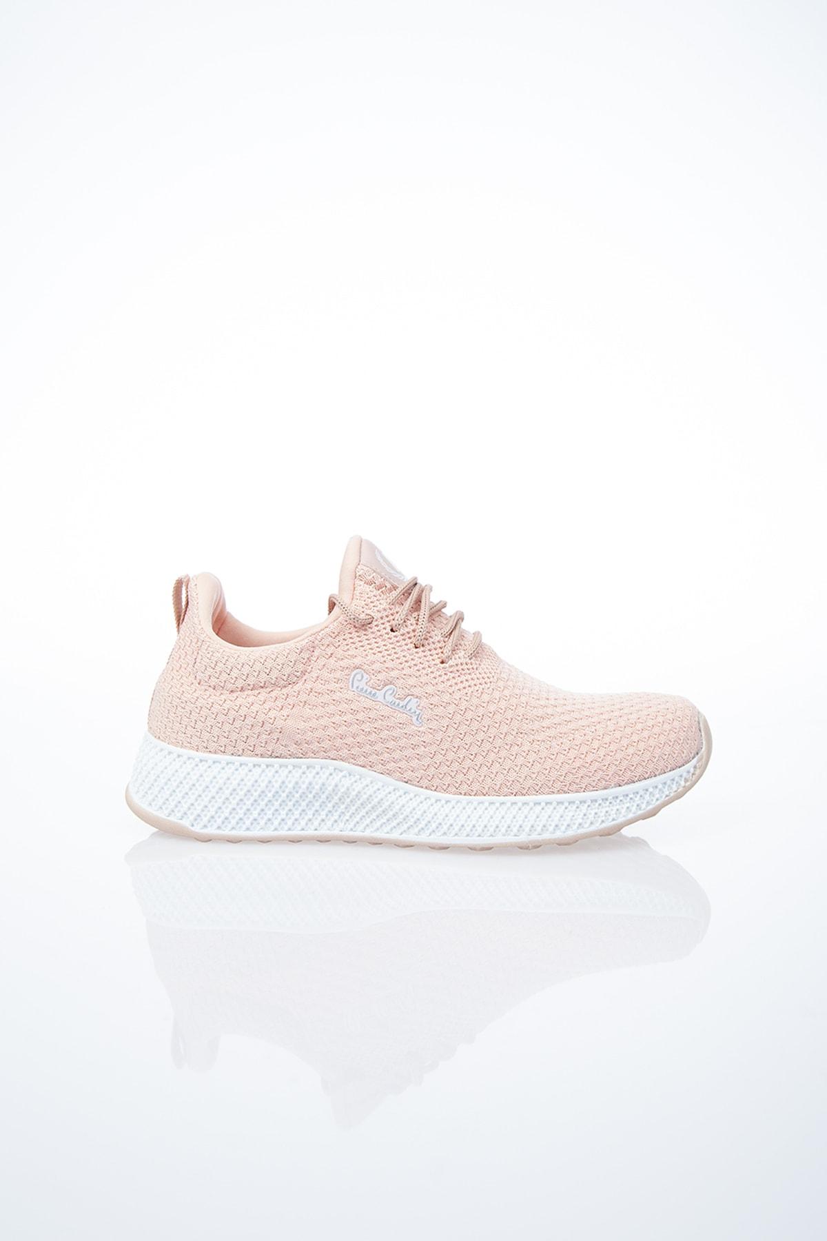 Pierre Cardin Kadın Günlük Spor Ayakkabı-somon Pcs-10248 2
