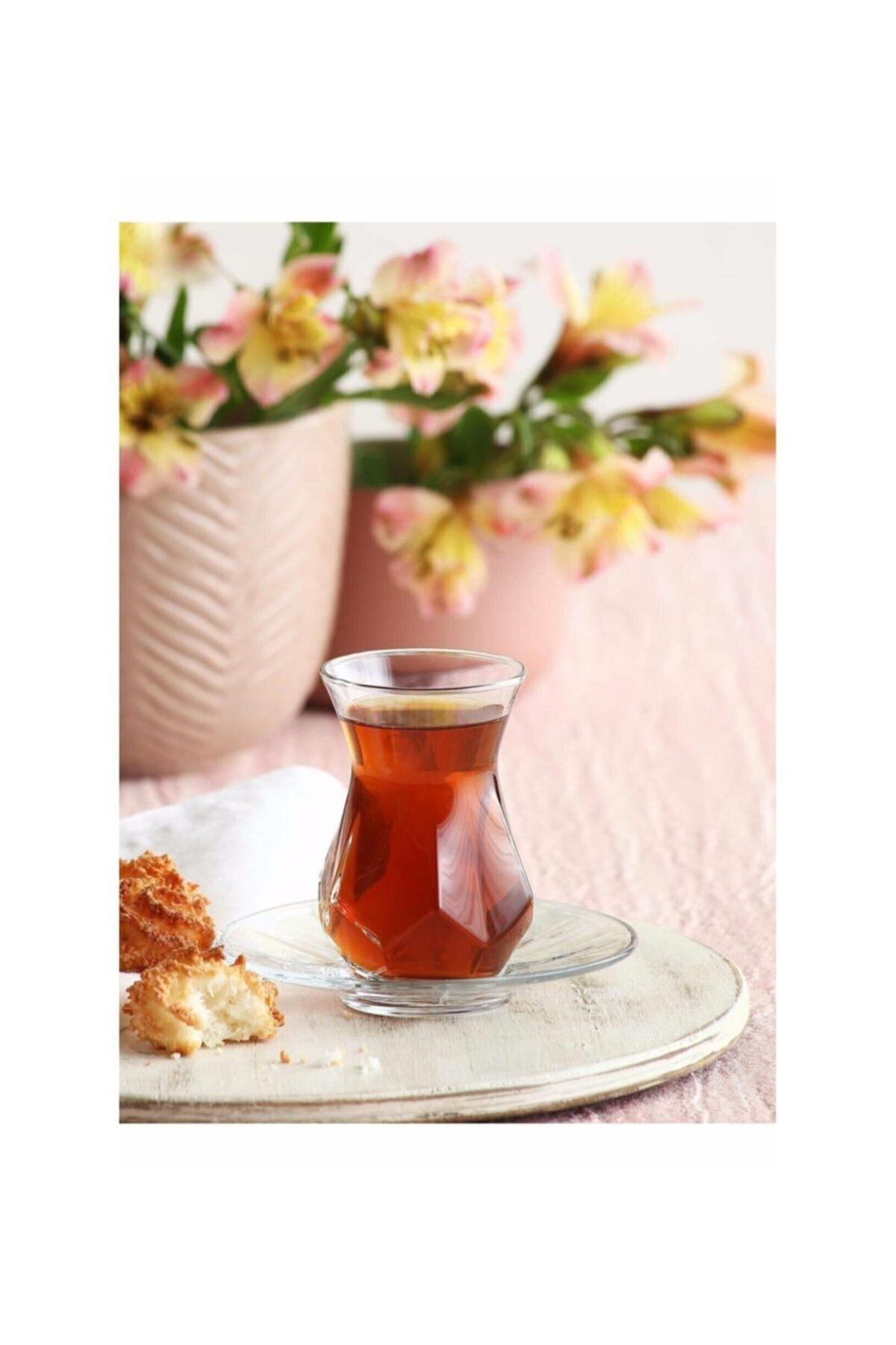 LAV Alya 12 Parça Çay Seti 1