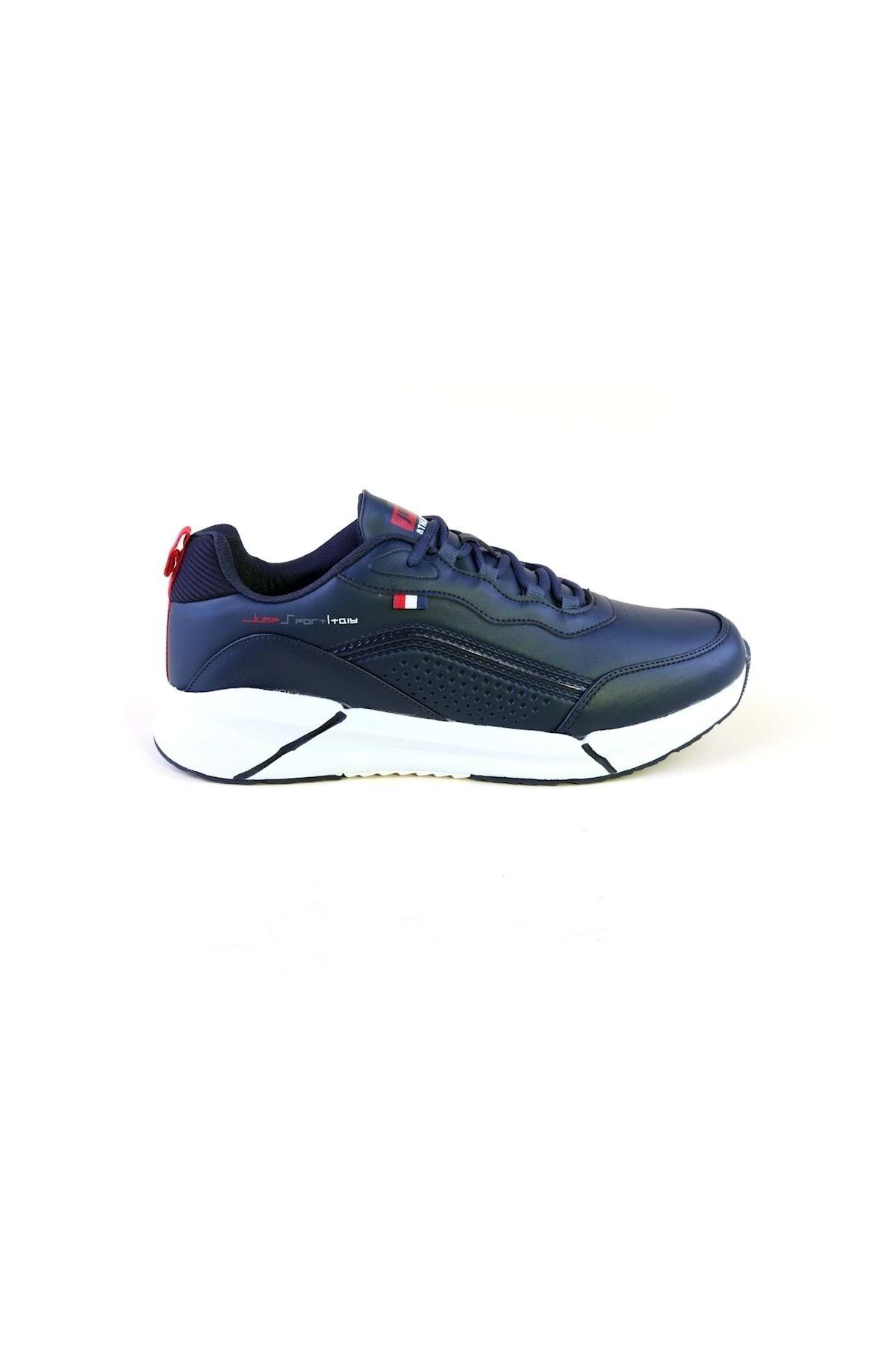 Jump Erkek Lacivert 25662 Spor Ayakkabı 47 1