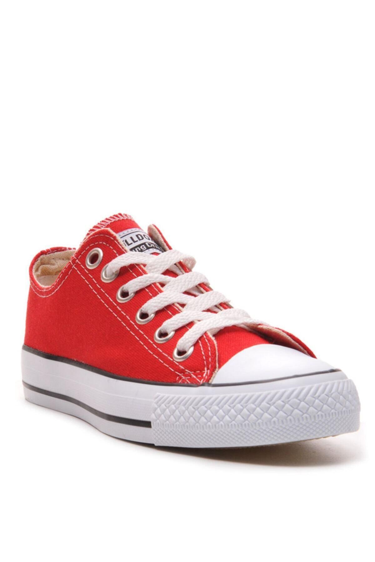 Bulldozer 201353 Kırmızı Unısex Ayakkabı 2