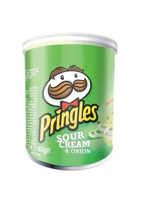 Pringles Sour Cream (ekşi Krema & Soğan) 40 Gr X 6'lı