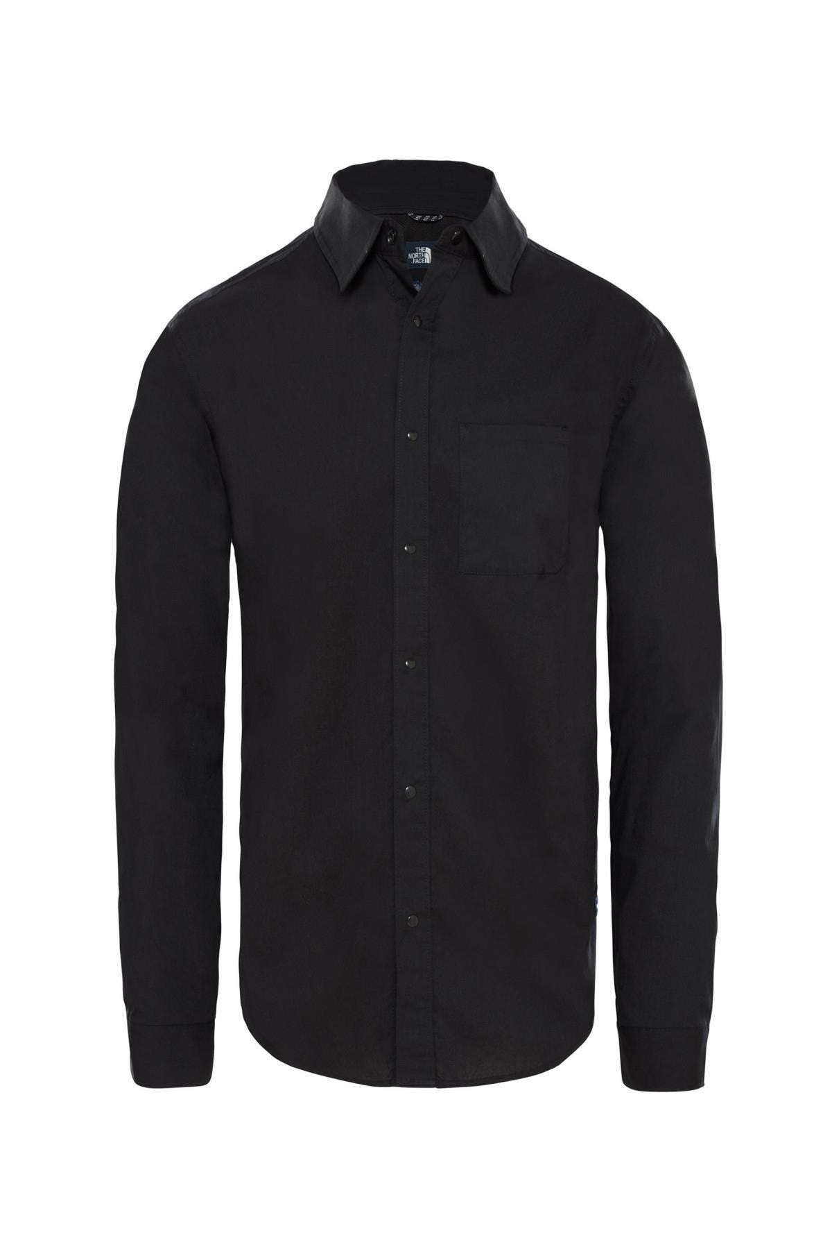 THE NORTH FACE Watkıns Erkek Gömlek Siyah 1