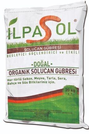 ilpasol ® % 100 Organik Solucan Gübresi 20 Kg