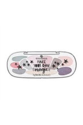 Essence Make Your Own Magic Eyeshadow Box Palet Göz Farı 06