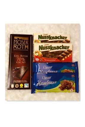 Choceur Orijinal Alman Çikolatası 5'li Set