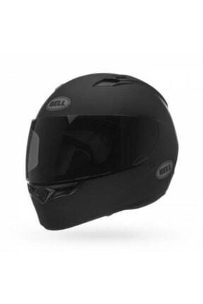 Bell Qualifier Solid Mat Siyah Motosiklet Kaskı