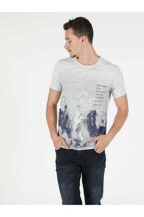 Colin's Erkek Mavi Kısa Kol Tişört